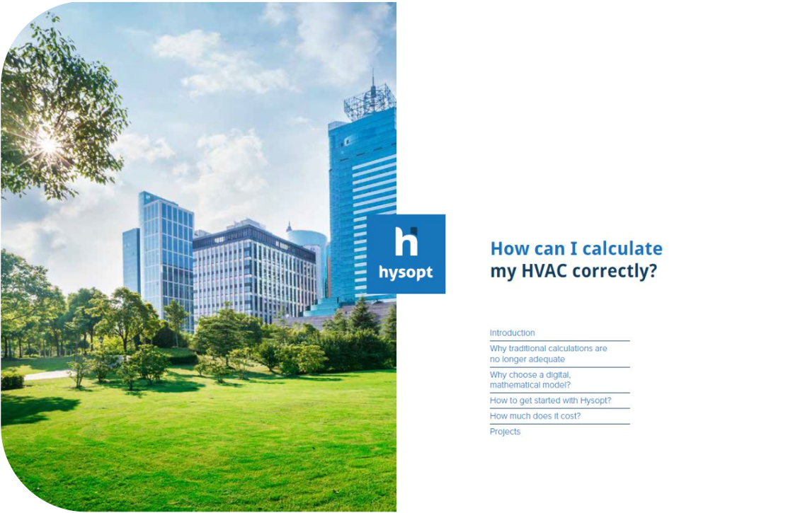 How to correctly calculate your HVAC?