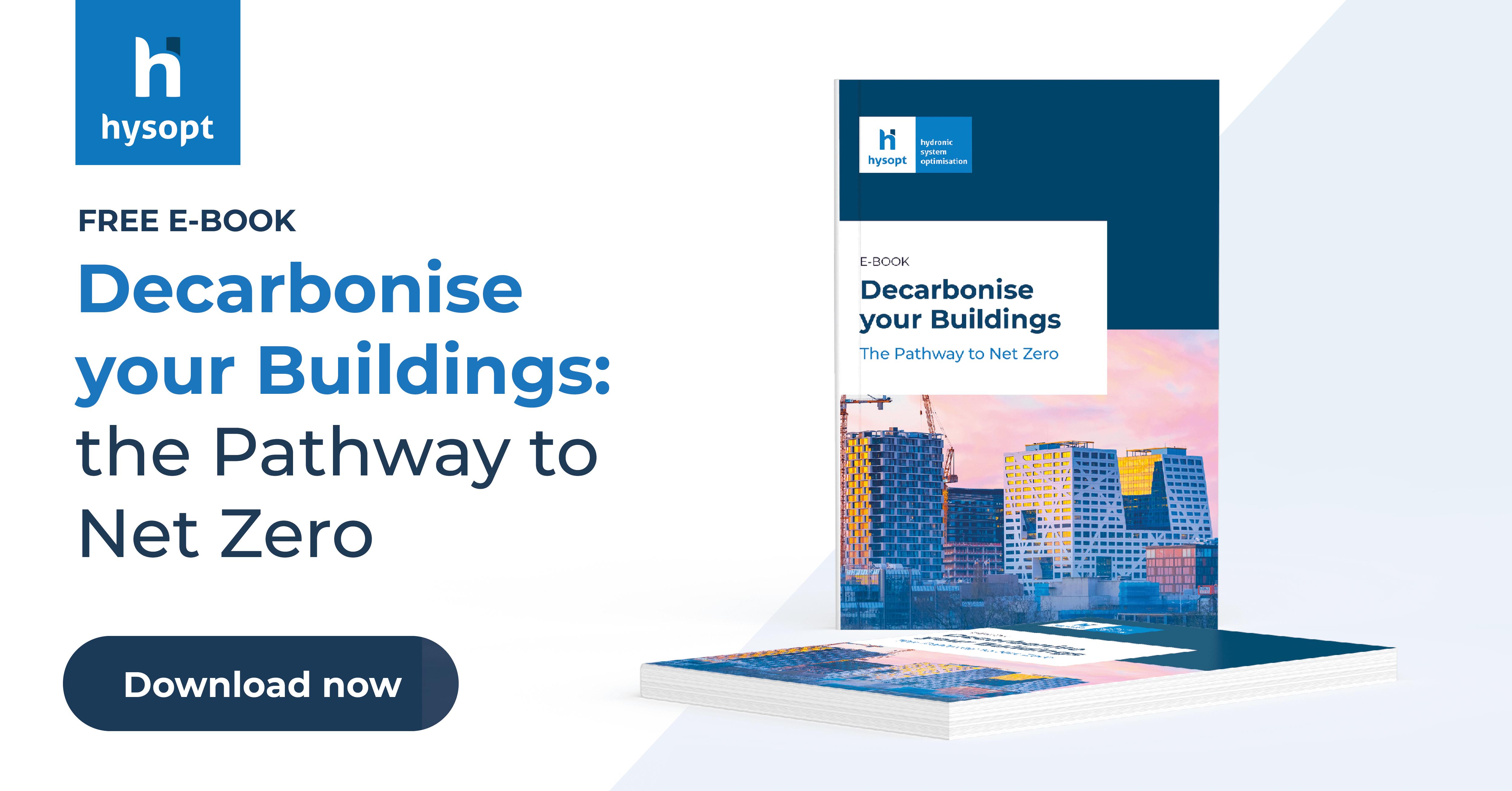 Hysopt eBook Decarbonise your buildings